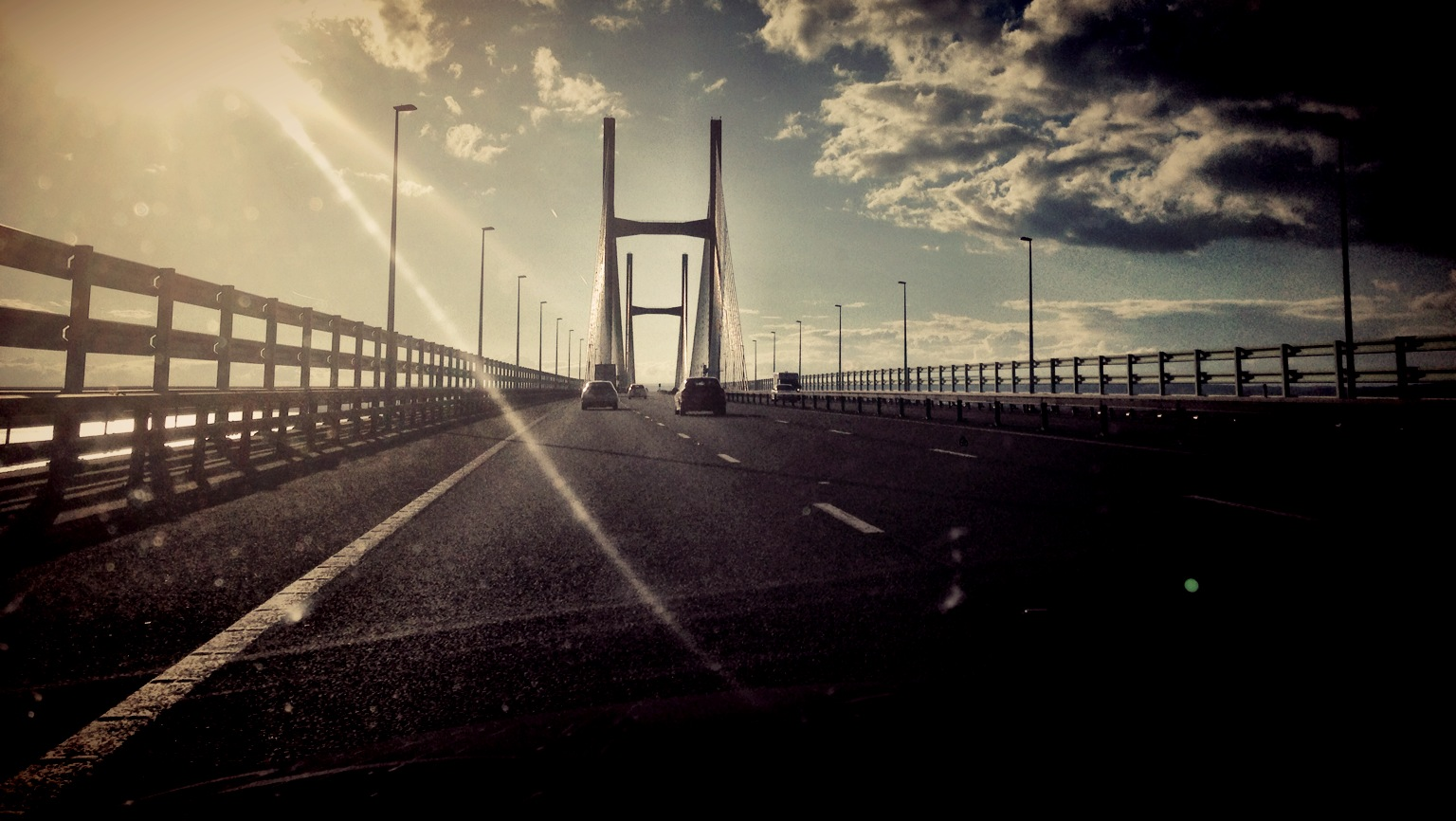 Severn Bridge Photo