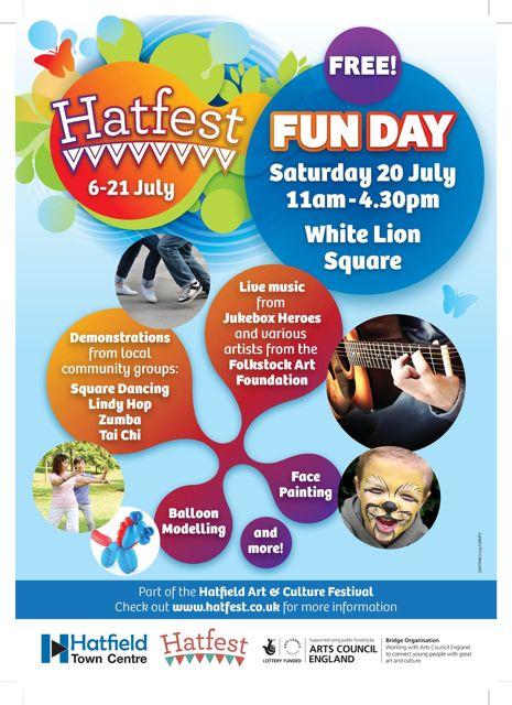 Hatfest Poster