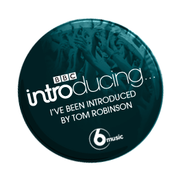 BBC Introducing Badge Tom Robinson