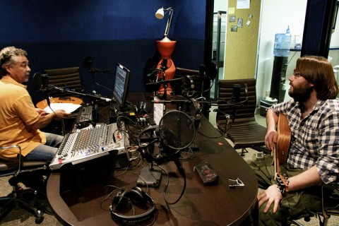 Day 47 - Hollywood Radio Interview