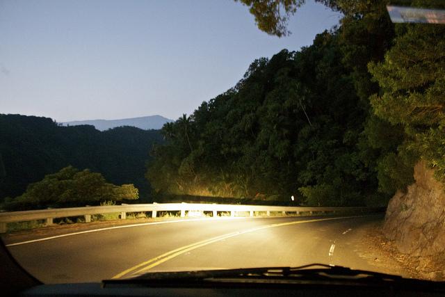 Day 51 -  Dawn drive to Hana.