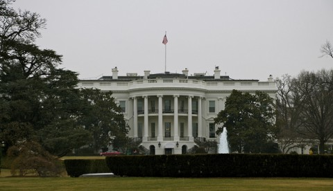 Day 77 - The White House
