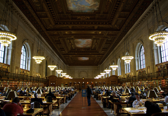 Day 81 - New York Public Library