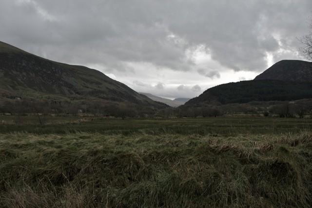Snowdonian Landscape