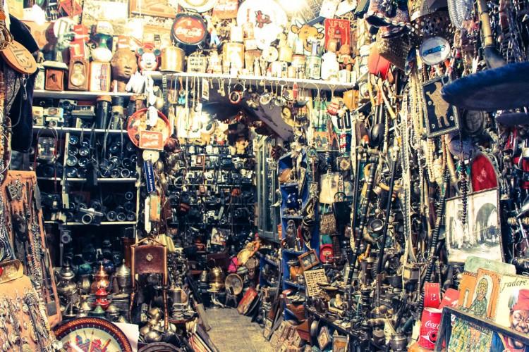 Marrakesh medina shop