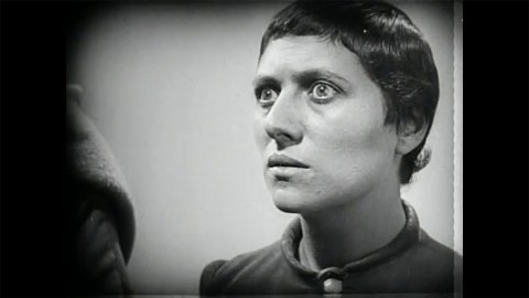 Renée Jeanne Falconetti as Joan of Arc