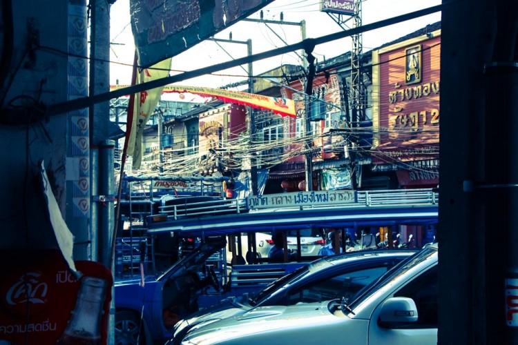 Rob Finlay Thailand Street