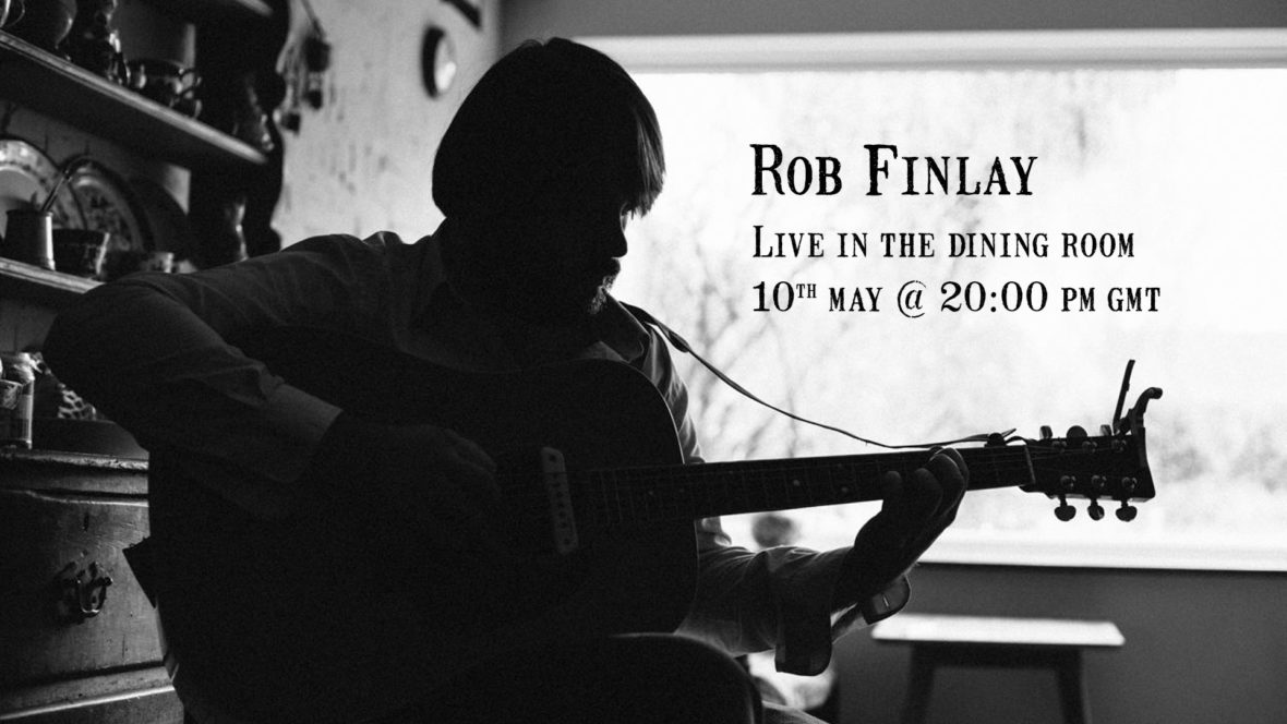 Rob Finlay - Live in the dining room